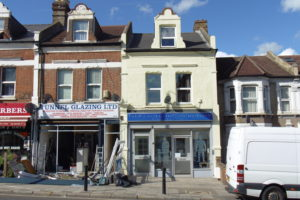 'D1' PREMISES ON PLUMSTEAD HIGH STREET TO LET
