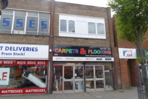 1,050sq ft RETAIL PREMISES TO OPEN AS 'WELLING GREEN GROCER'