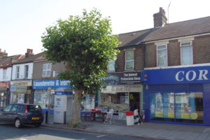LOCK UP RETAIL PREMISES IN NORTHUMBERLAND HEATH TO LET