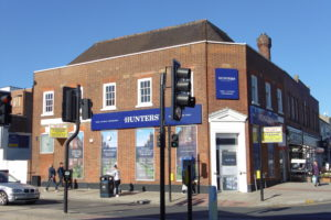 PROMINENT MODERN OFFICE SPACE IN WELLING TO LET