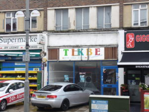 A3 PREMISES ON BEXLEYHEATH BROADWAY TO LET