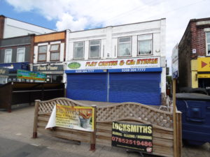 RETAIL PREMISES IN BLACKFEN AVAILABLE ON A NEW LEASE