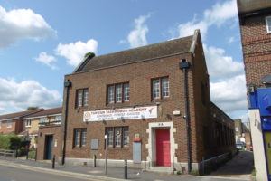 DETACHED FREEHOLD BUILDING FOR SALE