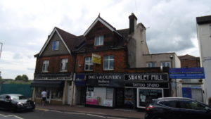 High Street, Swanley, BR8 8BE