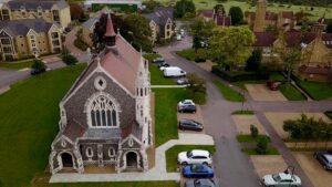 Chapel of St Luke, Chapel Drive, Dartford, DA2 6FF
